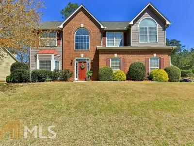 Roswell Single Family Home Under Contract: 1555 River Oak Dr