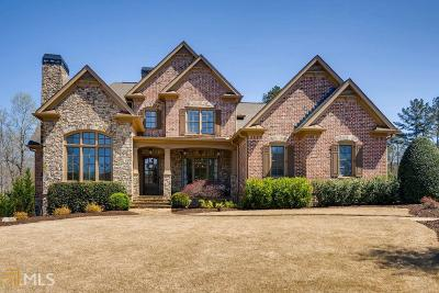 Roswell Single Family Home For Sale: 13061 Overlook Pass