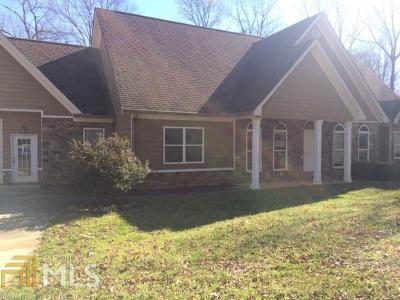 Jackson Single Family Home Under Contract: 136 High Ridge Trl