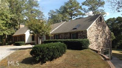 Loganville Single Family Home For Sale: 6008 Center Hill Church Rd