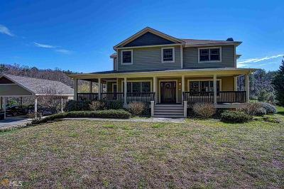 Blairsville Single Family Home For Sale: 228 Meadow Creek Dr