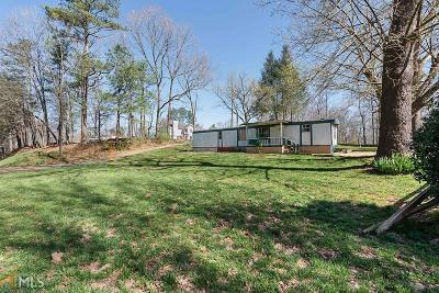 Ellijay Single Family Home For Sale: 1829 Clear Creek Rd