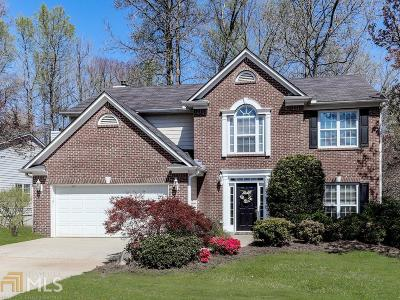 Kennesaw Single Family Home For Sale: 2689 Summerbrooke Dr