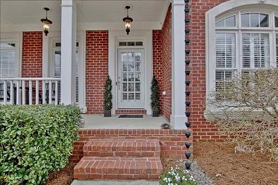 Peachtree City GA Single Family Home Under Contract: $550,000