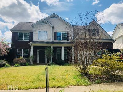 Locust Grove Single Family Home Under Contract: 1108 Hargrove Ct
