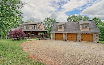Union County Single Family Home For Sale: 145 Meadow Bluff