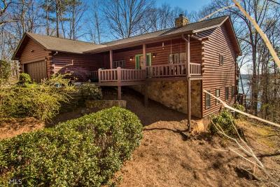 Cumming, Gainesville, Buford Single Family Home For Sale: 3420 Banks Mountain Dr