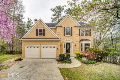 Kennesaw Single Family Home Under Contract: 2887 Spicewood Ln