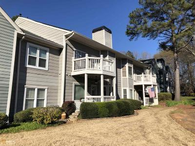 Roswell Condo/Townhouse Under Contract: 508 Mill Pond Rd
