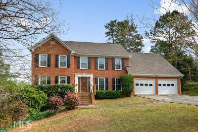 Kennesaw Single Family Home For Sale: 3108 Antrim Ct #P-1