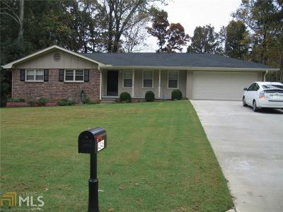 Lilburn Single Family Home For Sale: 4346 Hale Dr