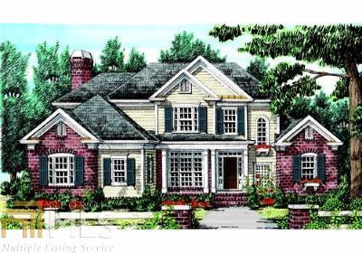 Ellenwood Single Family Home Under Contract: 4578 Investors Ln #24