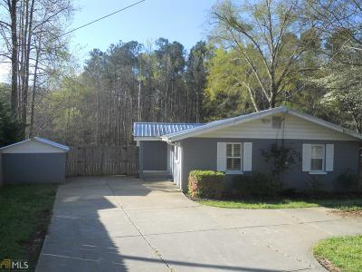 Butts County, Jasper County, Newton County Single Family Home Under Contract: 221 Cherokee