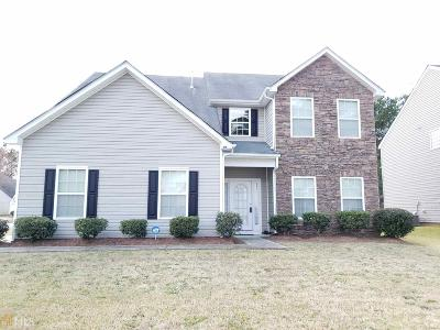 Snellville Single Family Home Under Contract: 3862 Rosebud Park Dr