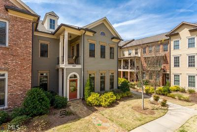 Norcross Condo/Townhouse For Sale: 6150 Ellery St