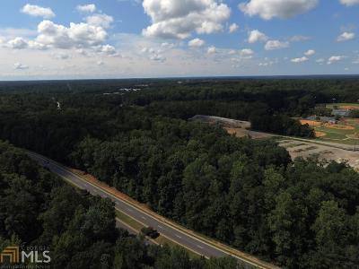 Jonesboro Commercial For Sale: Highway 138 #12+Acres