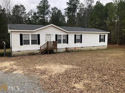 Haddock, Milledgeville, Sparta Single Family Home For Sale: 440 Harmony Church Rd