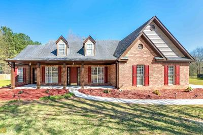 Locust Grove Single Family Home Under Contract: 109 Harbin Trl