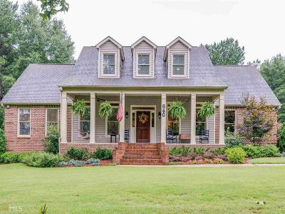 Locust Grove Single Family Home Under Contract: 640 Burg Rd