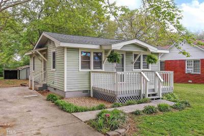 Carroll County Single Family Home Under Contract: 322 N Dogwood St