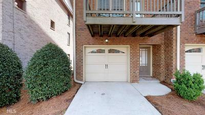 Tucker Condo/Townhouse Under Contract: 1383 Idlewood Parc Xing #63
