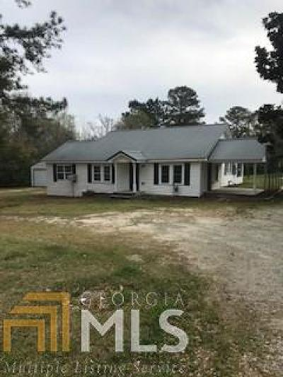 Monroe Single Family Home Under Contract: 2433 Bold Springs Rd