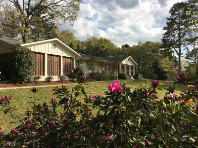 Newnan Single Family Home Under Contract: 79 Dixon St