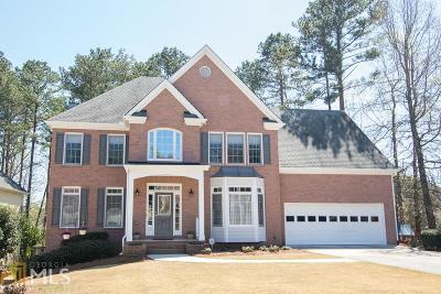 Lilburn Single Family Home Under Contract: 4382 Misty Morning Ln