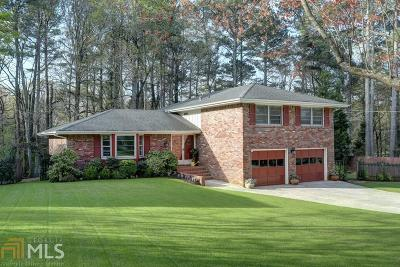 Tucker Single Family Home Under Contract: 3981 Donegal Ct