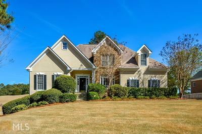 Snellville Single Family Home Under Contract: 1654 Beaver Creek Ln