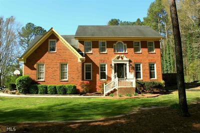 Snellville Single Family Home Under Contract: 4465 Haynes Cir