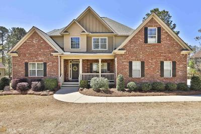 Senoia Single Family Home Under Contract: 163 Brittany Ln