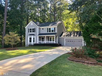 Peachtree City Single Family Home For Sale: 104 Pine Cone Break