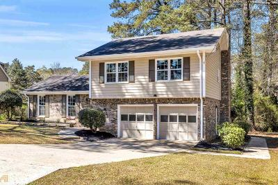 College Park Single Family Home Under Contract: 1820 Heatherly Dr