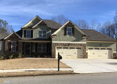 Villa Rica Single Family Home Under Contract: 27 Hanover Dr
