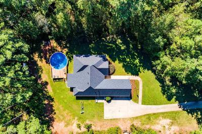 Monroe Single Family Home Under Contract: 668 Hickory Grove Church