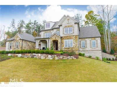 Alpharetta, Milton, Roswell Single Family Home For Sale: 1004 Summit View Ln
