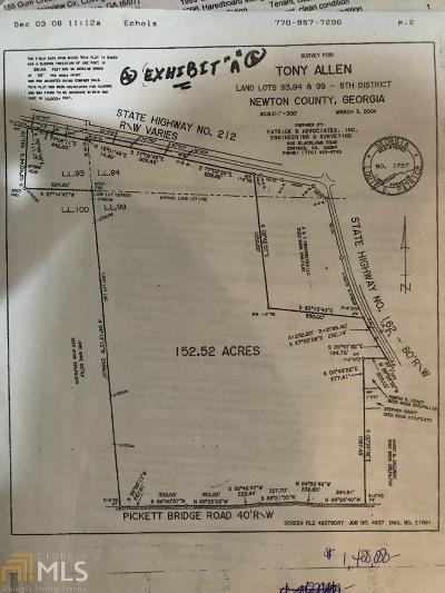 Covington Farm For Sale: Highway 212