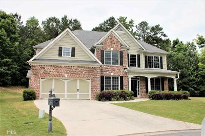 Grayson Single Family Home For Sale: 1663 Sweet Barley Way