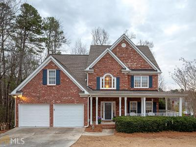 Lilburn Single Family Home Under Contract: 4313 Dunriver Dr