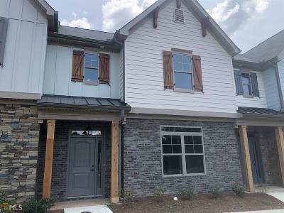 Covington Condo/Townhouse For Sale: 7772 Fawn Cir