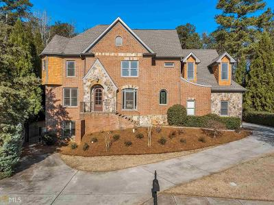 Suwanee Single Family Home For Sale: 3272 Heathchase Ln