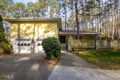 Lilburn Single Family Home Under Contract: 2283 Hudson Dr