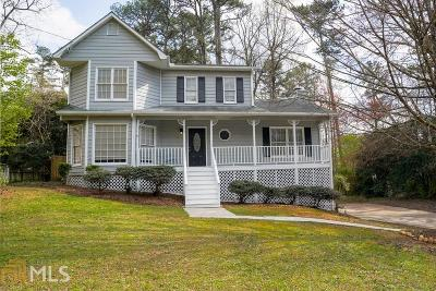 Lilburn Single Family Home For Sale: 4202 Willow Walk
