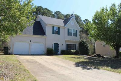 Snellville Single Family Home Under Contract: 4372 Wheaton Way
