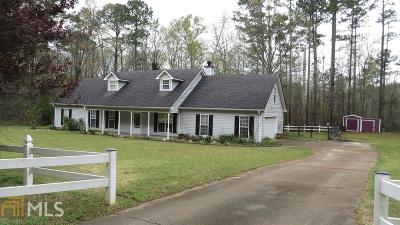 Locust Grove Single Family Home For Sale: 1021 New Hope Rd