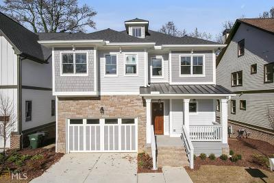 Norcross Single Family Home For Sale: 5999 Kenn Manor Way