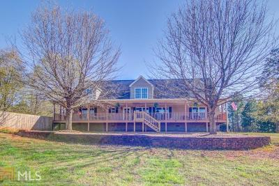 Covington Single Family Home Under Contract: 819 County Line Rd