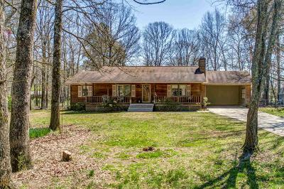 Cartersville Single Family Home Under Contract: 249 SE Oakridge Dr