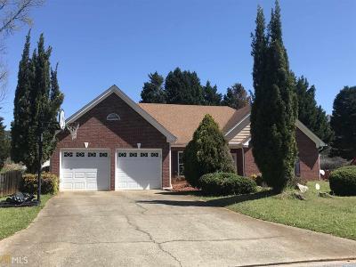 Lilburn Single Family Home For Sale: 5495 Arrowind Rd